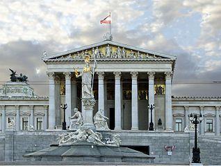 La parlamento de Vieno